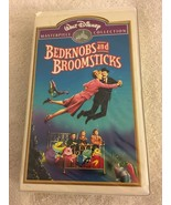 Bedknobs and Broomsticks VHS Walt Disney Masterpiece Collection - $4.99