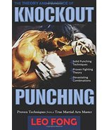 Theory & Practice of Knockout Punching martial arts techniques Book Leo ... - $27.50