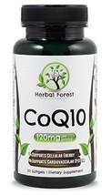 CoQ10 120mg - $18.79