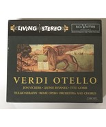 Verdi: Otello (CD, Jun-1999, 2 Discs, RCA) - $19.80