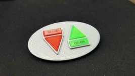The Orville Majority Rule Magnetic Badge costume prop - $19.49