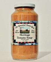 The Gourmet Farm Girl Heritage Tomato Soup - $18.29