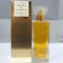 JARDINS DE BAGATELLE BY GUERLAIN EAU DE PARFUM SPRAY 100 ML/3.4 OZ. - $150.48