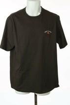 Tommy Bahama T Shirt Sz Medium M Black Football Parody Limebacker Marlin - $28.79