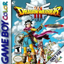Dragon Warrior III Nintendo Game Boy Color Cartridge - $34.95