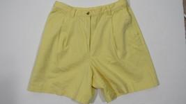 Ralph Lauren Shorts Size 6 Yellow D9 - $13.82