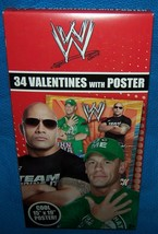 34 WWE(W/POSTER) OR DARK KNIGHT Valentines Day Cards 7 DESIGNS, FREE SHI... - $6.50