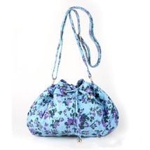 PU Leather Women Handbags Small Drawstring Bag ... - $21.59