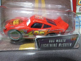 """BUG MOUTH"" LIGHTING McQUEEN #07 DISNEY CARS PIXAR CAR - $3.91"