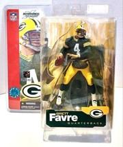 2002 McFarlane Sportspicks Brett Favre Green Bay Packers Green Jersey Fi... - $39.99