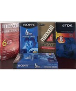 Lot Of 5 VHS Tape - $18.70
