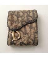 Christian Dior, Distressed Cigarette Case- Whatnot Case 4.5in x 3.5in - $56.95