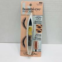 L'oreal Paris Bambi Eye Mascara #402 Black/Brown Mascara - $9.50