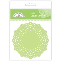 "MINI Paper Doilies.  75 Pack. 3""  Choose Color. Doodlebug Designs image 8"