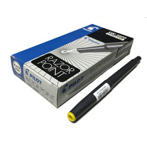 RAZOR POINT SW-10PP Extra Fine BLACK Marker Pen (Pack of 12),Pilot, for ... - $24.99