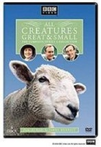 All Creatures Great & Small Series 6:- 4X DVD ( Ex Cond.) - $26.80