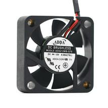 ADDA AD0412MB-G70 4cm 40mm 40*40*10mm 0.08A 12V DC 2pin single ball cooling fan - $8.99