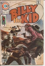 Charlton Billy The Kid #112 Stampede Apache Red Cowboy Western Action - $1.95