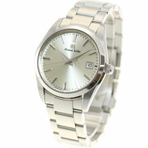Grand Seiko SBGX263 Caliber 9F62 Quartz Men's Watch Date Calendar silver... - $1,880.89