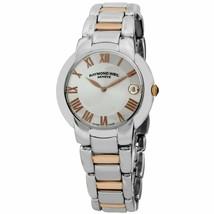 Raymond Weil 5235-S5-01658 Jasmine 35MM Women's Two-Tone Stainless Steel Watch - $1,480.99