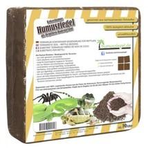 Humusziegel - Substrat Coco Pour Terrarium - Reptile - 70 L  - $32.75