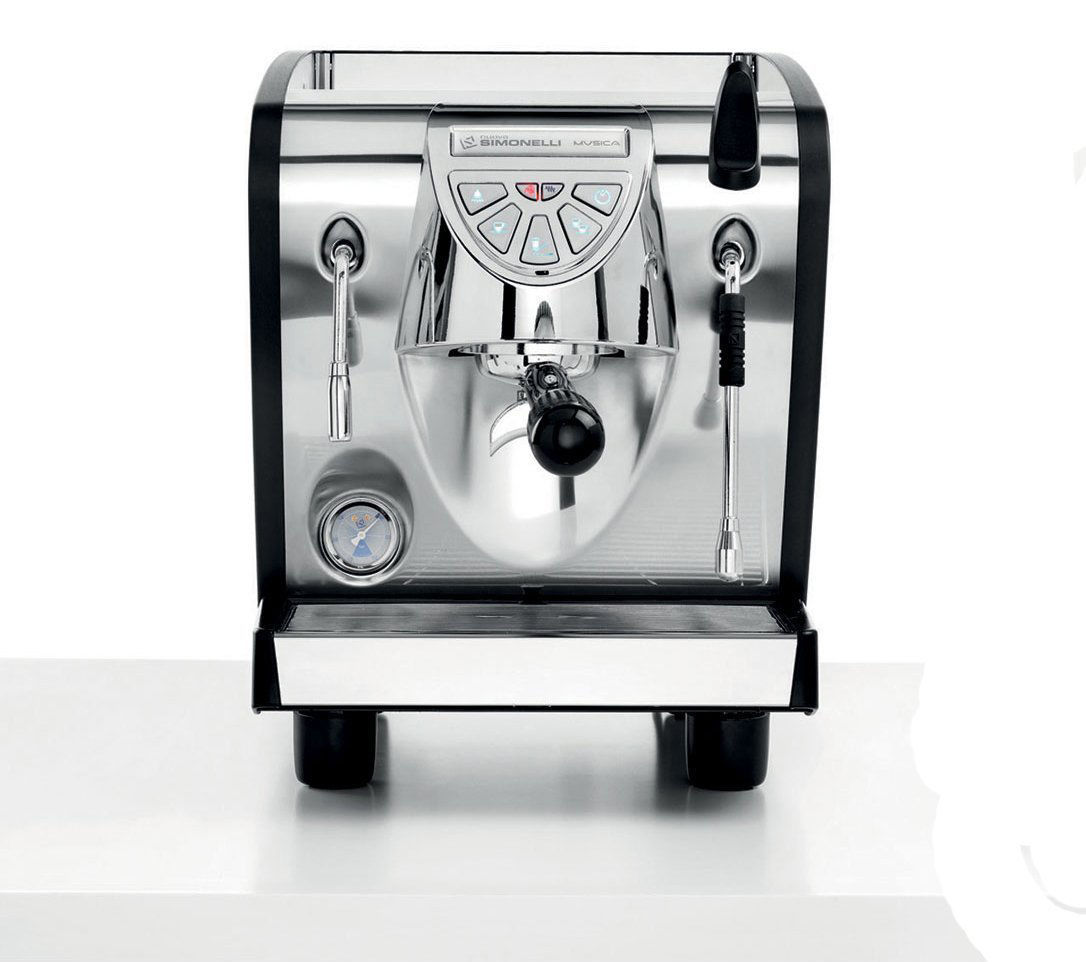 Nuova Simonelli Musica Espresso Coffee Machine Maker Automatic Shot Control 220V - $1,905.37
