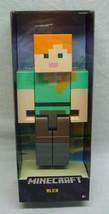"Mattel Minecraft LARGE ALEX 8"" ACTION FIGURE TOY NEW - $16.34"