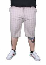 Five Four Gordon Khaki Plaid Shorts