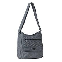 Lug Women's Hopscotch, Heather Grey Shoulder Bag One Size - $53.04