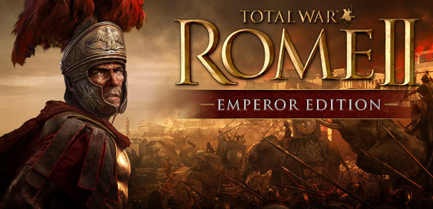 ROME II TOTAL WAR EMPEROR EDITION STEAM key