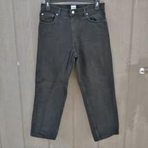 Calvin Klein Classic Fit Men's Jeans Size 33 X 28 Black - $288,07 MXN