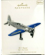 Hallmark Ornament 2010 - H-1 RACER - 14th in the Sky's the Limit Series - $22.27