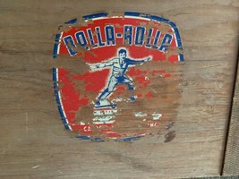 Vintage BALLA-ROLLA Wood Balancing Board Carrom Industries  - £79.38 GBP