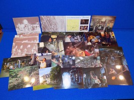 Baccarat Postcards Crystal Class Photos Factory Glassmakers Artistians Blowers - $16.99
