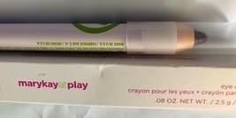 Mary Kay at Play Eye Crayon Shadow Pencil Purple Smoke 64904 New In Box - $5.94