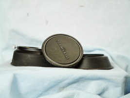 Olympus 50mm + 28mm Rubber Lens Hoods + RARE 49mm Push On Cap  - $12.00