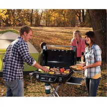 Grill Coleman Stove Propane Camp Portable Camping Burner New Instastart ... - £205.37 GBP