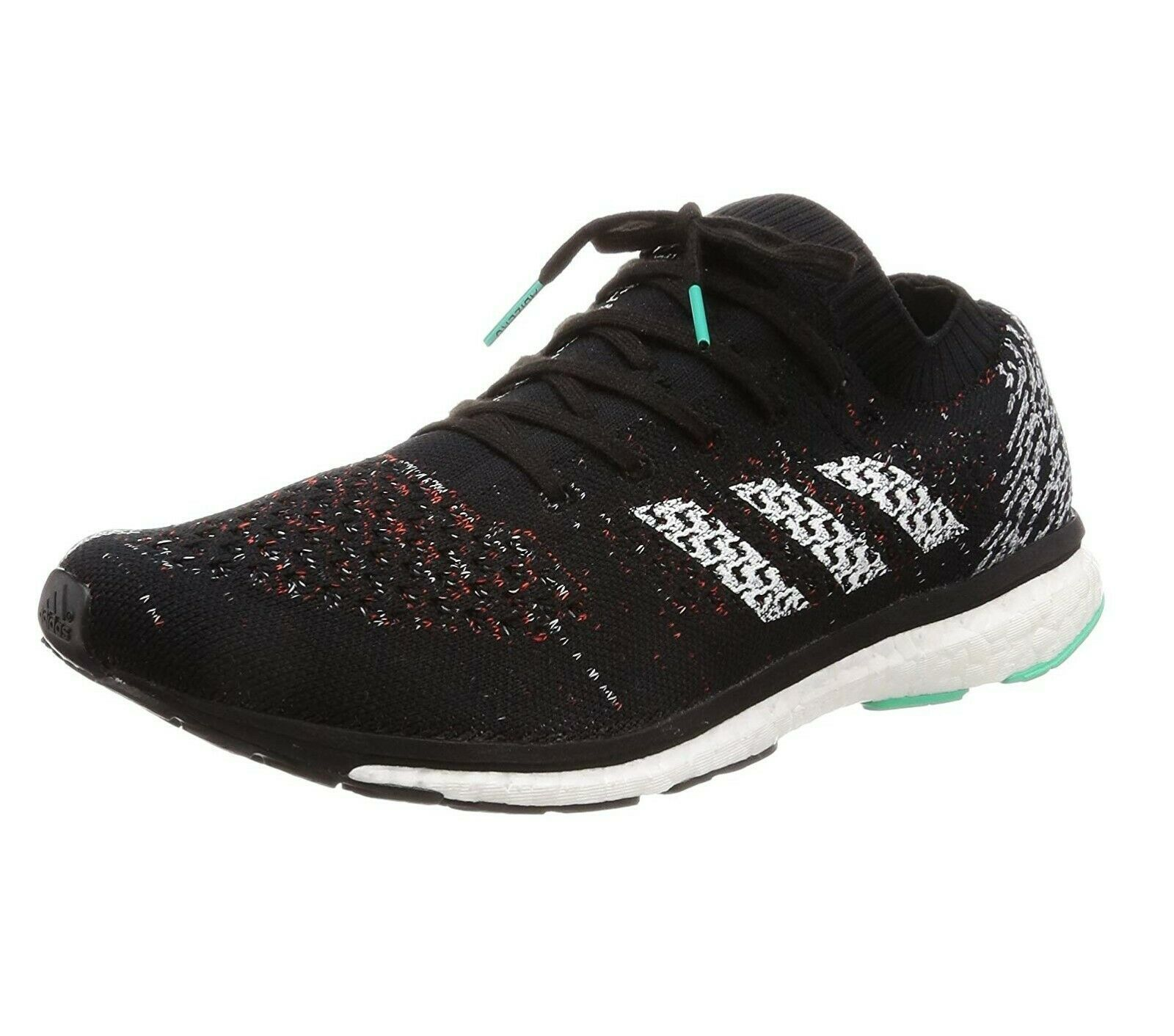 Adidas Adizero Prime Boost Limited Core Black White CP8922 Mens Running Shoes image 2