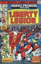 Marvel PREMIERE #29 (1st Appearance LIBERTY LEG... - $9.99
