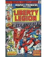 Marvel PREMIERE #29 (1st Appearance LIBERTY LEGION) [Comic] [Jan 01, 197... - $9.99