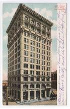 Union Trust Los Angeles California 1907 postcard - $4.46