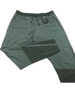Nike Swift Flex Running Gym Pants Green Size Large Mens Slim BV4809-355 ... - $84.10