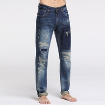 Sportsman fashion personality men's jeans - $60.18