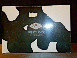 CowParade Bullfight'n Bossie (Made of Resin) Westland Giftware # 9150 AA-191878 image 7