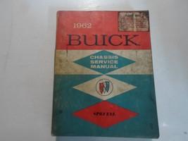 1962 Buick Special Chassis Service Shop Reparatur Handbuch Damaged Rücken - $25.68