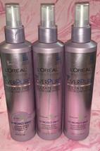 3 L'oreal paris EverPure color care Rosemary Mint UV Protect Spray *shelf Wear - $26.13