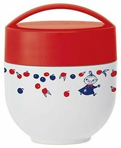 Skater heat insulation lunch box bowl type lunch jar 540ml Mii tricolor ... - $71.59