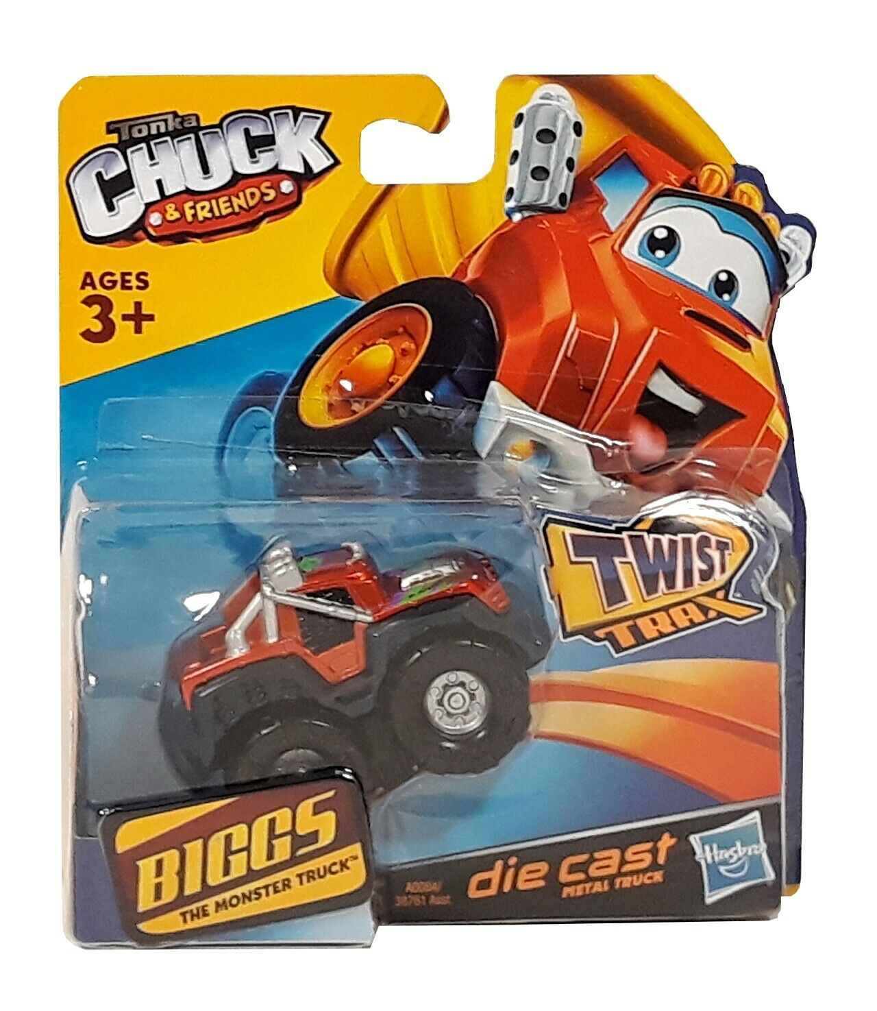 Tonka Chuck & Friends Biggs The Monster Truck Twist Trax New in Package - $6.88