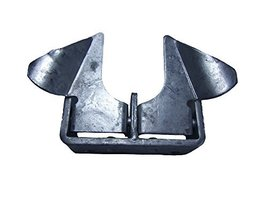 Wall Mount Gate Butterfly Fork Latch 1 3 8 Quot Fork Chain