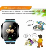 NEW Smart Watch Kids Wristwatch Waterproof Baby Watch With Remote Camera... - $29.99